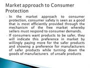 The Ethics of Consumer Production and Marketing