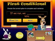 FIRST CONDITIONAL PRACTICE