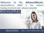 Business Cash Advances Company- Cash Advance Services