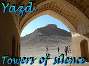 Iran Yazd6, towers of silence1