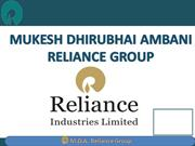 reliance mukesh ambani group