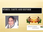 women caste and reform (1)
