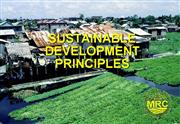 Lesson 03 - Sustainable Development Prin