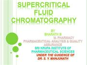 Supercritical Fluid Chromatography
