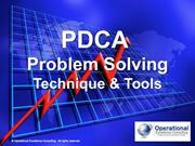Problem Solving Tools & Technique by Allan Ung