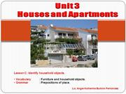 Unit 3 - Lesson C - Identify household objects