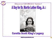 A Day for Dr Martin Luther King Jr PEN 2941