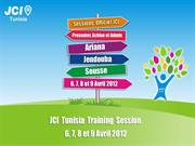 JCI Tunisia Training Session