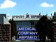 Arpimed Pharmaceutical company