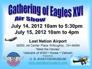Gathering of Eagles 2012 ws