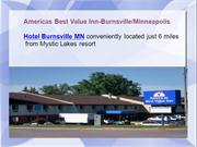 Americas Best Value Inn-Burnsville/Minneapolis