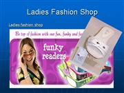 Ladies Fashion Shop