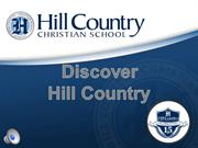 Discover the Lower School of Hill Country Christian School of Austin