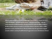 Beliefs About Students