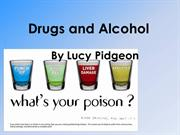 Dugs and Alcohol Presentation
