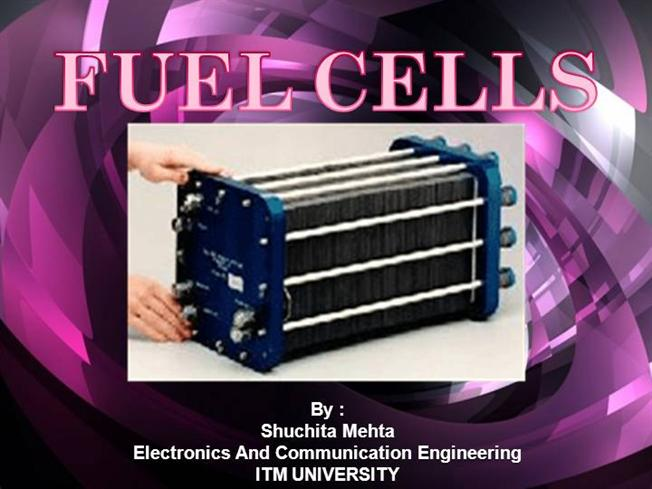 Fuel Cells |authorSTREAM