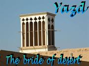 Iran Yazd10 The bride of desert
