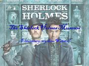 The Sherlock Holmes Museum - копия
