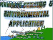 Remote Sensing and Environmental Application BY-Vikram Chaudhary