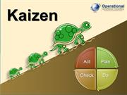 Kaizen by Allan Ung, Operational Excellence Consulting