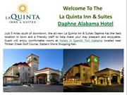 La Quinta Hotel in Daphne Alabama