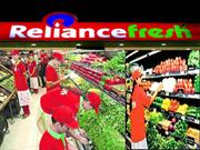 CIMDR,SANGLI PPT ON RELIANCE FRESH 2012