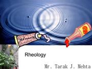 Rheology1
