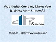 Web Design Company Makes Your Business More Successful