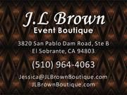 J.L Brown Event Boutique