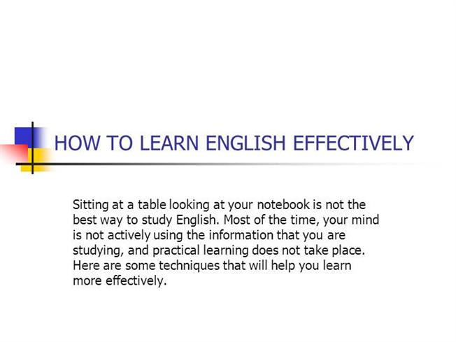 HOW TO LEARN ENGLISH WELL PDF DOWNLOAD