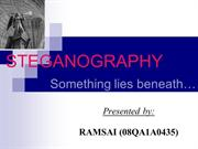 steganography by ramsai