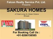 2 BHK Apartments-Sakura Homes 9266158585