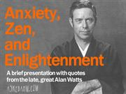Anxiety, Zen and Enlightenment by AskEdahn.com