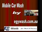 Moble Car Wash