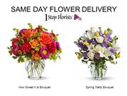 Same Day Flower Delivery - Send Flowers Online FAST
