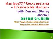 Marriage777 Rocks presents-REBIRTH