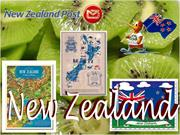 New Zealand Post Stamps