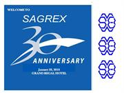 SAGREX TURNS 30 II