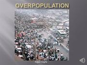 Overpopulation slide show