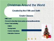 Christmas Around the World  by 5 & 6