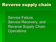reverse supply chain