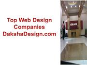 web design solutions|Top Web Design Companies| banner ad design India