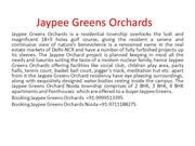 Jaypee Greens Orchards