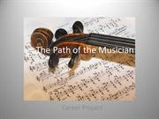 The Path of the Musician