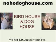 Bird House Dog House