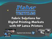 Fabrics for Digital Print HP Version