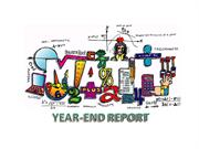 MATH YEAR-END REPORT
