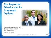 GR2012-04 Bariatric Surgery - Dr  Broderick-Villa (w narration)