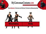Catwoman Costume - Ideas For Getting The Catwoman Halloween Costumes