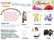 Mothers Day Gifts, Send Mothers Day Gifts to India from Gujarat Gifts